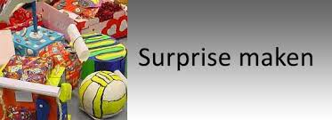 Surprises groepen 5 t/m 8