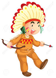 "Kleuterfeest ""Indianen"""