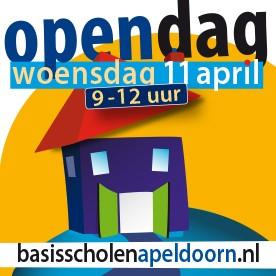 Open dag 11 april 2018