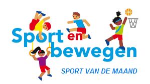 Sport van de maand april (opgeven voor 23 maart a.s.)