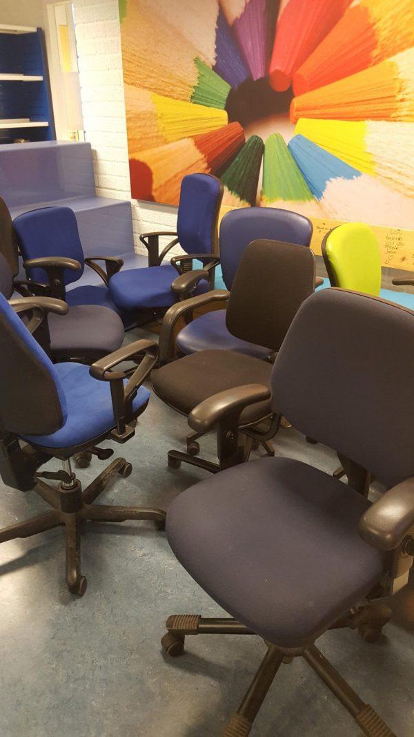 Bureaustoelen te koop