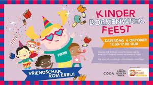 Coda kinderboekenweekfeest