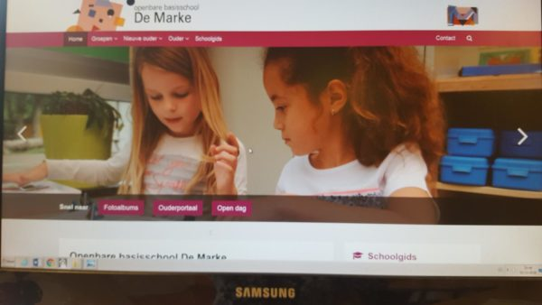 Website OBS de Marke