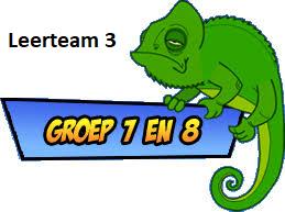Nieuws uit leerteam 3 (gr. 7 en 8)