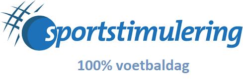 100% voetbaldag (herhaald bericht)