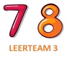 Leerteam 3 (groepen 7 en 8)