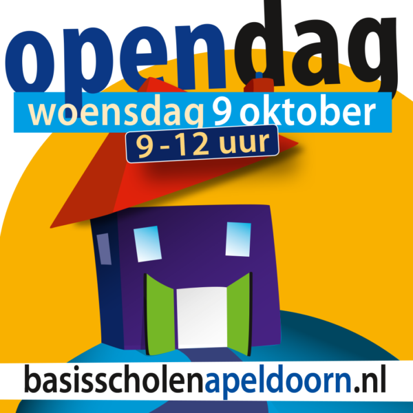 Open dag 9 oktober 2019