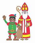 Sinterklaas op onze school
