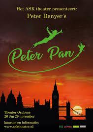 """ASK voorstelling """"Peter Pan"""""""