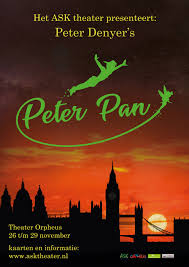 "ASK voorstelling ""Peter Pan"""