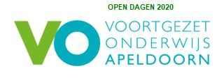 Open dagen VO (voortgezet onderwijs) 2020