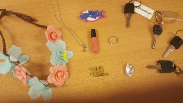Gevonden voorwerpen